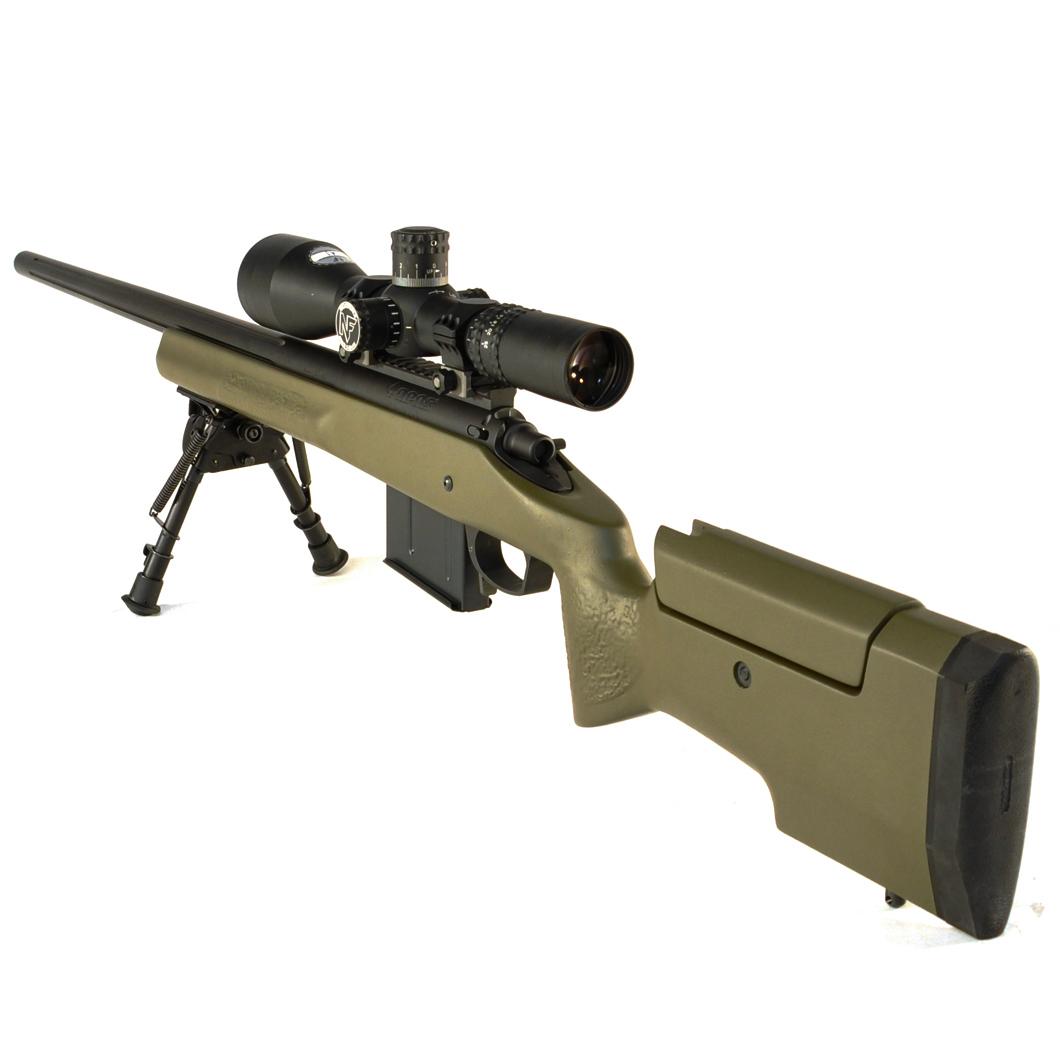 Long Range Precision