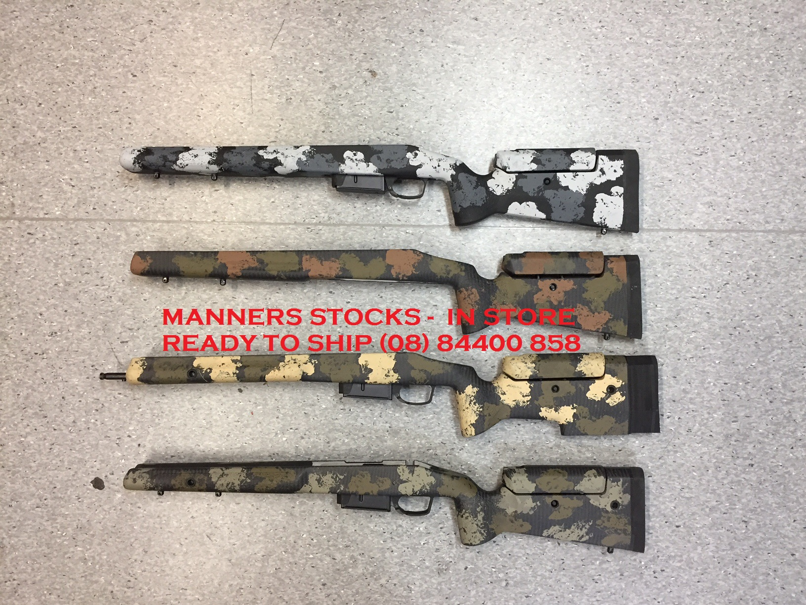 MANNERS STOCKS - IN STORE